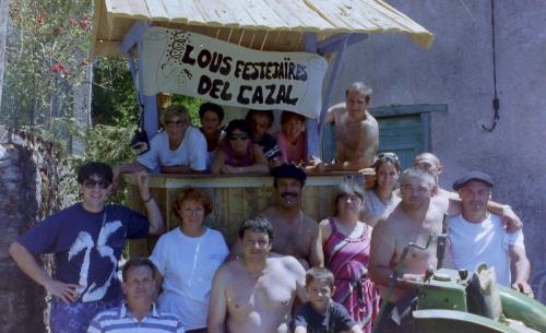 fêtes du cazal 1996