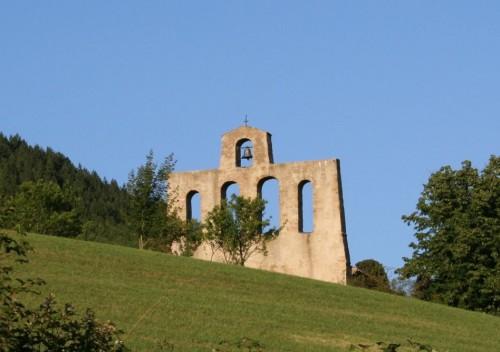 rivel patrimoine,chapelle sainte cécile rivel,philippe vidal