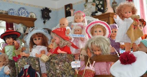 au royaume des poupées