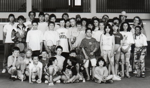 Badminton Juin 1993 Players.jpg