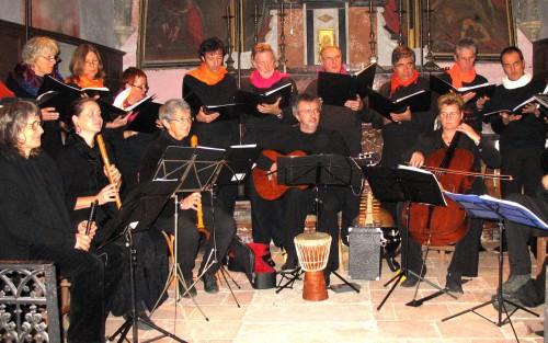 musique en kercorb,odysseus,chapelle sainte cécile rivel