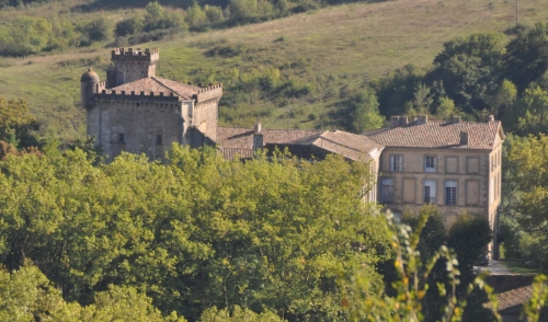 château de mauléon,château chalabre