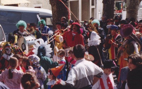 badaluc,carnaval chalabre