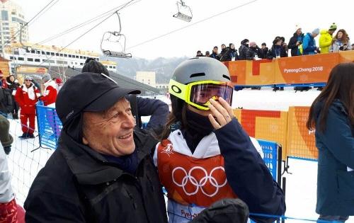 perrine laffont,jo pyeongchang