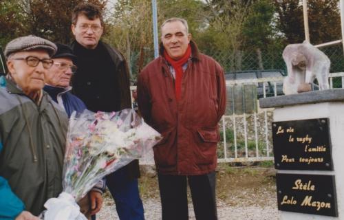 Aldo Quaglio Challenge Lolo Mazon Avril 1998.jpg