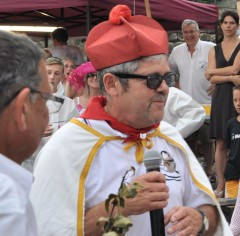 fêtes du cazal,course internationale à la brouette