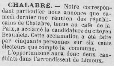 1889 15 août Courrier de l'Aude élections.jpg