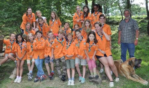 Scouts Ségovent 14 Juillet 2013 journal.jpg