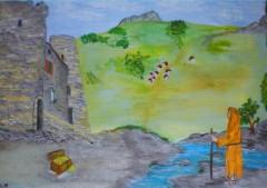 chapelle du calvaire chalabre,fête du lac chalabre,concours de nouvelles mairie chalabre,loto bon'action