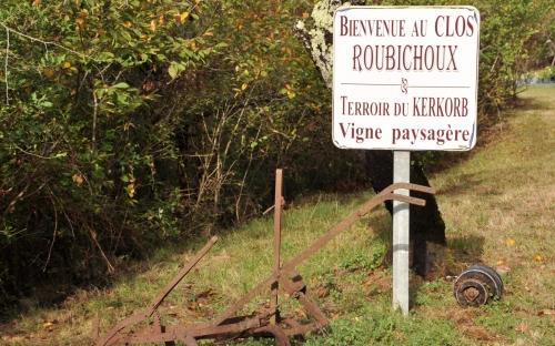 clos roubichoux,compagnons saint andré de roubichoux