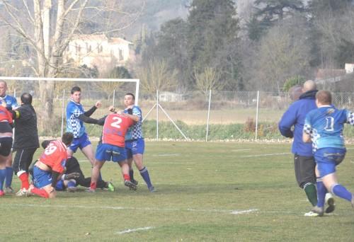 usckbp rugby,lherm saint clar,3e série midi-pyrénées