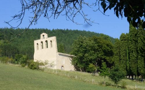 chapelle sainte cécile rivel,association rivel patrimoine
