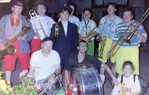 fête de la musique 1995