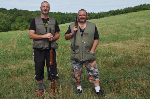 association des tireurs sportifs du kercorb,roland fourcassa,jean boulbès