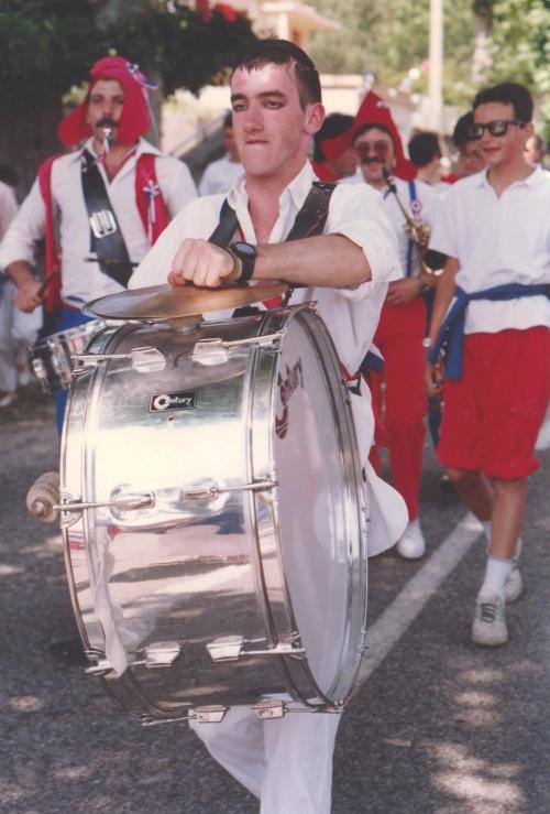 Denis 14 juillet 1989.JPG