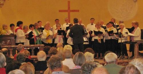 la ritournelle,eissalabra,deux pics en chœur