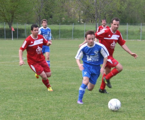 fc chalabre football,os st papoul