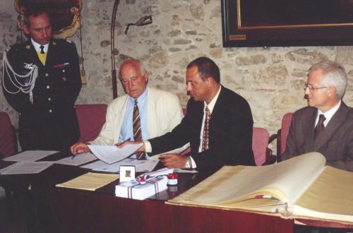 Jumelage Chalabre-Camaròn 2004 002.JPG