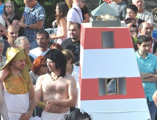 brouettes du cazal 2012,fêtes du cazal 2012