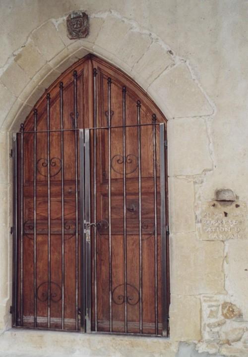 chapelle du calvaire,marguilliers