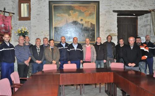 élus cantons de chalabre,brigade territoriale autonome de chalabre,commandant lopes d'oliveira,michel canilhac