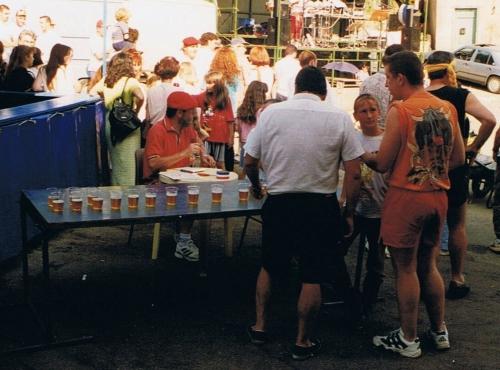 course à la brouette 1997