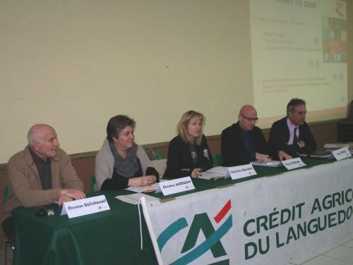 crédit agricole du languedoc,caisse locale chalabre