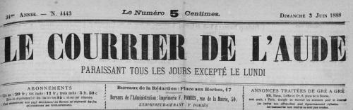 1888 3 juin en-tête Courrier de l'aude.jpg