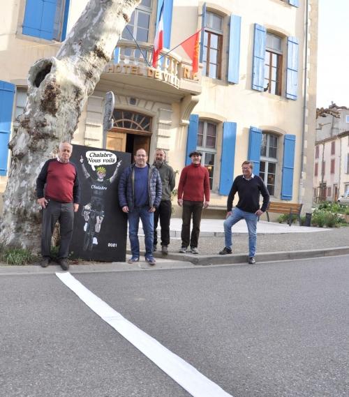 cyclo-vtt club du chalabrais,tour de france