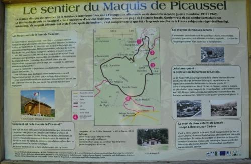 collège saint-exupéry bram,souvenir français,hameau de lescale