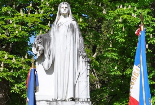 jean magrou,monument aux morts de chalabre