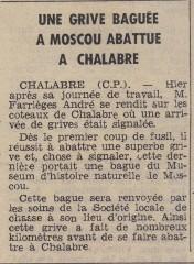 journal l'indépendant 1965