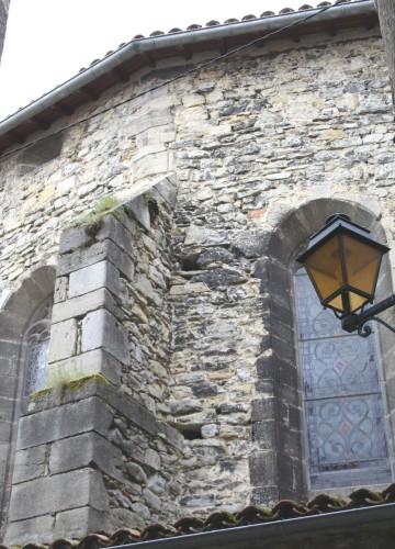 secteur paroissial du kercorb,rénovation de la chapelle du calvaire