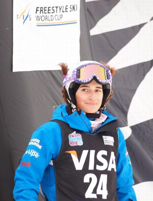 perrine laffont,jeux olympiques de sotchi,ski acrobatique