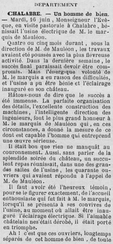 1891 21 juin Le Courrier de l'Aude 001.jpg