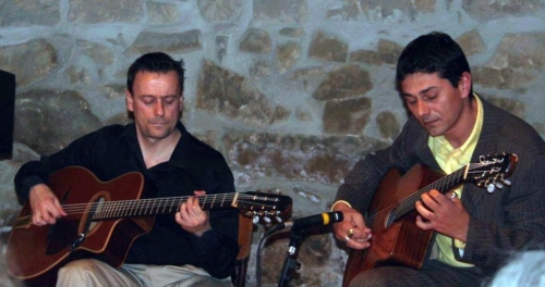 christophe roncalli quartet