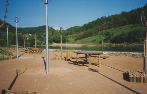 lotissement du lac chalabre