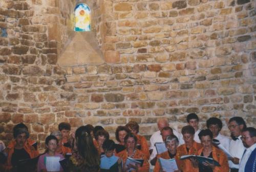 chapelle saint andré de roubichoux,eissalabra